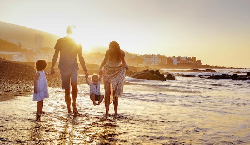 Où sont les meilleures destinations en familles en Europe du nord ?