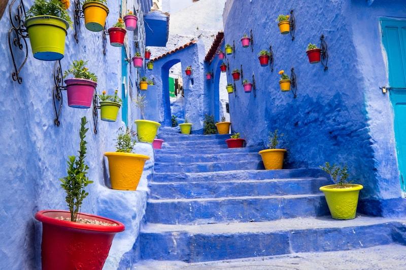Un voyage Maroc pour mes parents