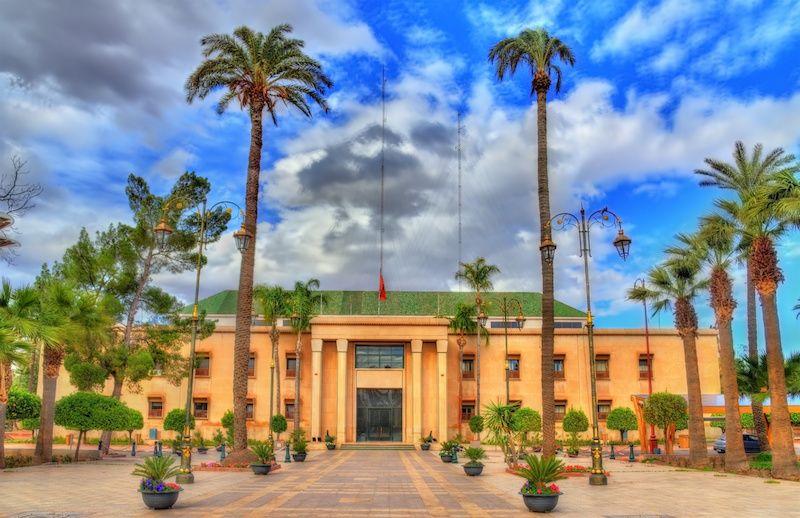 L'hôtel Marrakech de vos rêves